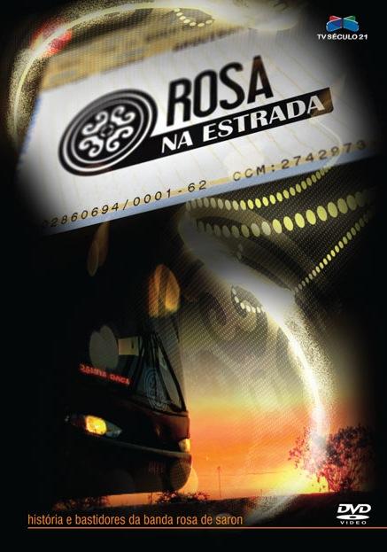 dvd do rosa de saron na estrada