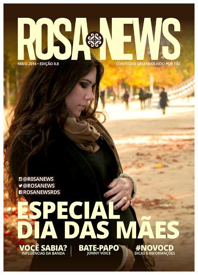 REVISTA ROSA NEWS - Edição 0.8